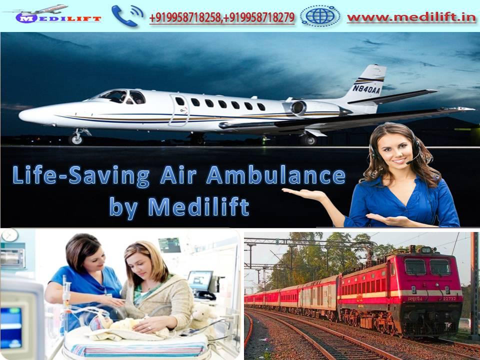 Air Ambulance Kolkata