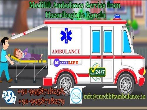 medilift Road Ambulance 14