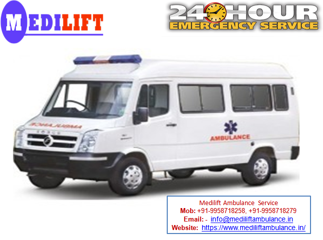 medilift ambulance service in patna at low cost 03